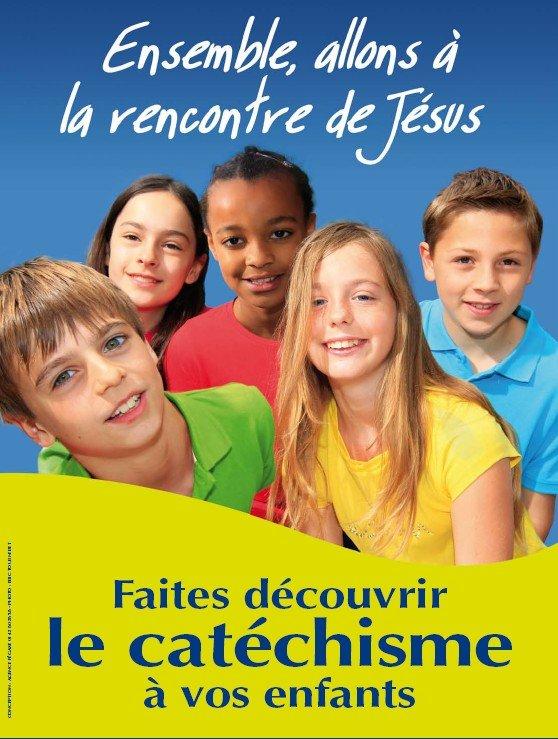 Catéchisme – Aumônerie – Inscriptions 2021/2022