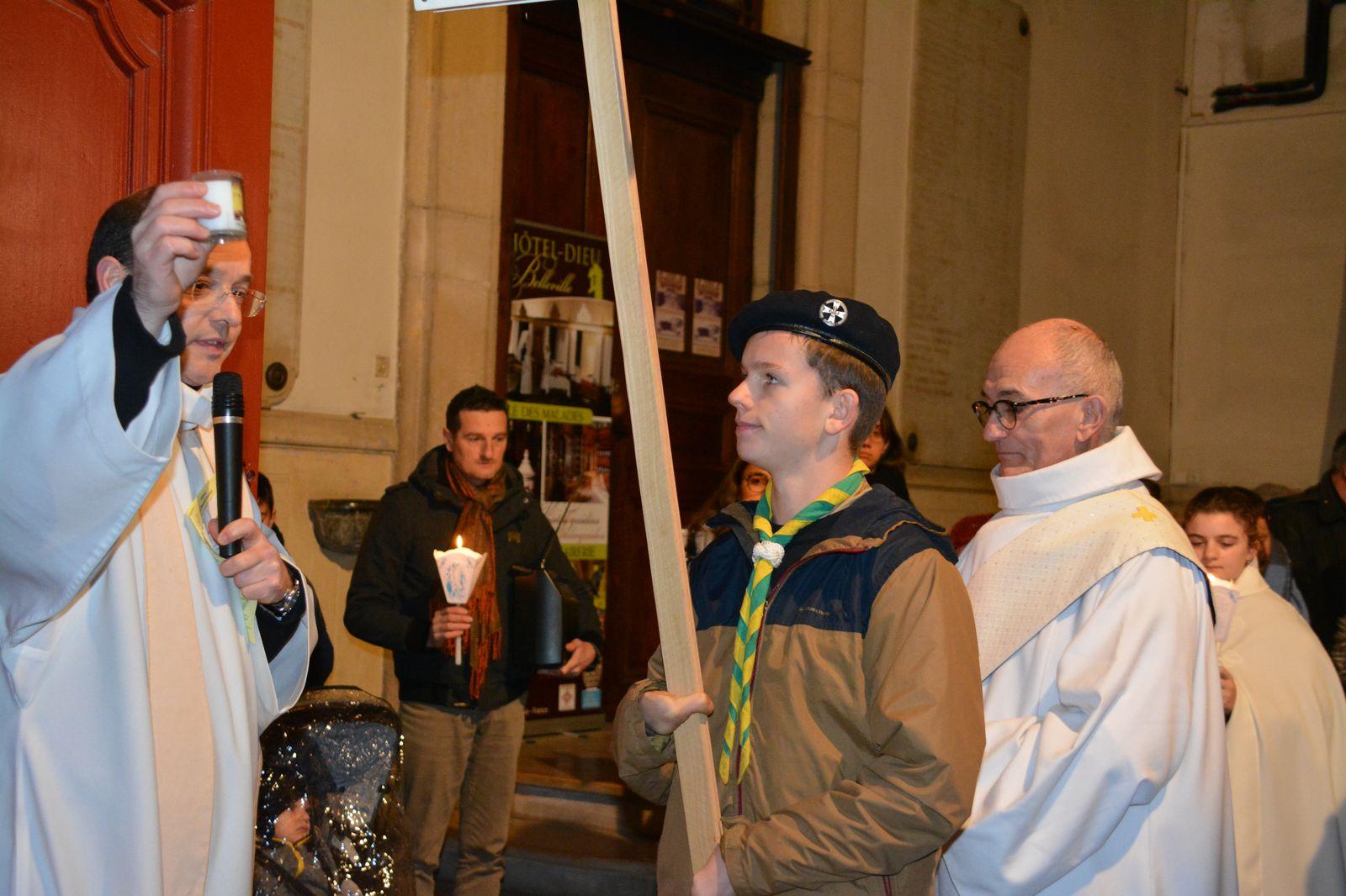 Paroisse Saint Augustin en Beaujolais